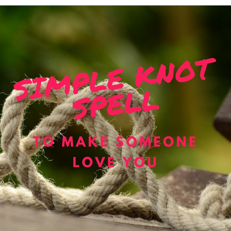 A Knot Love Spell