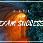 A Spell For Exam Success