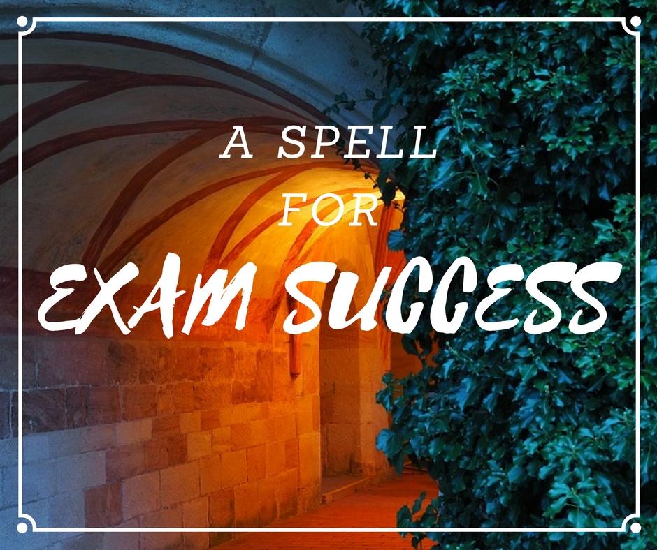 A Spell For Exam Success