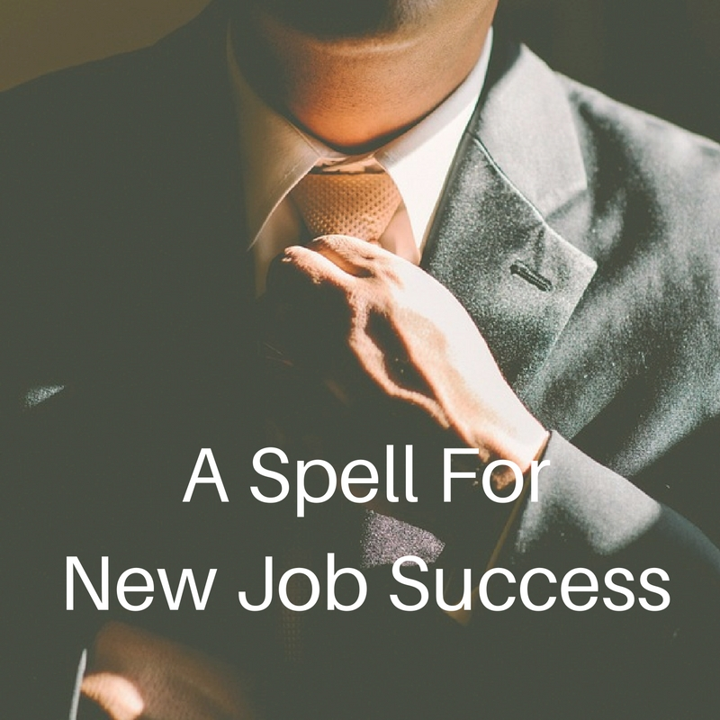 A Spell For New Job Success